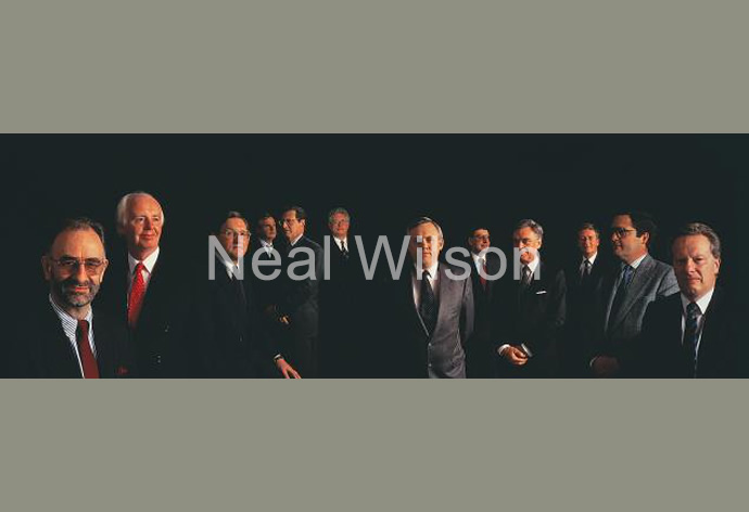 CEO Portraits and Board Photography